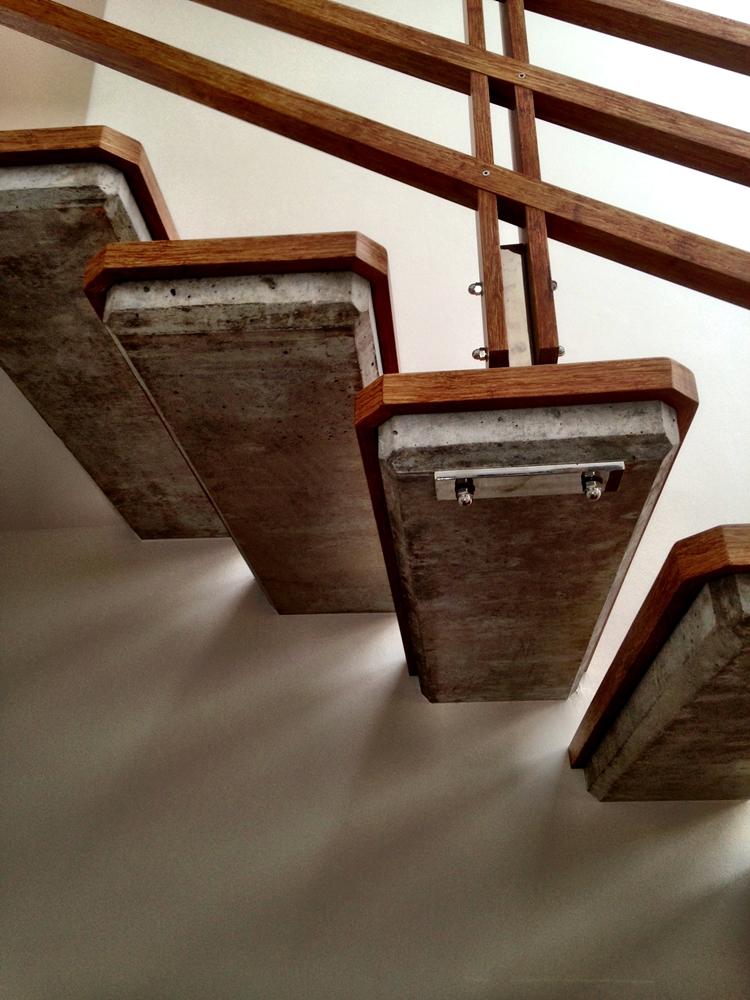 House Gooch/Davies Staircase Detail