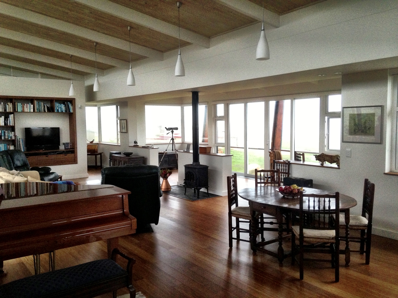 House Gooch/Davies Open Plan Living
