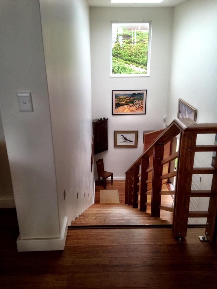 House Gooch/Davies Staircase