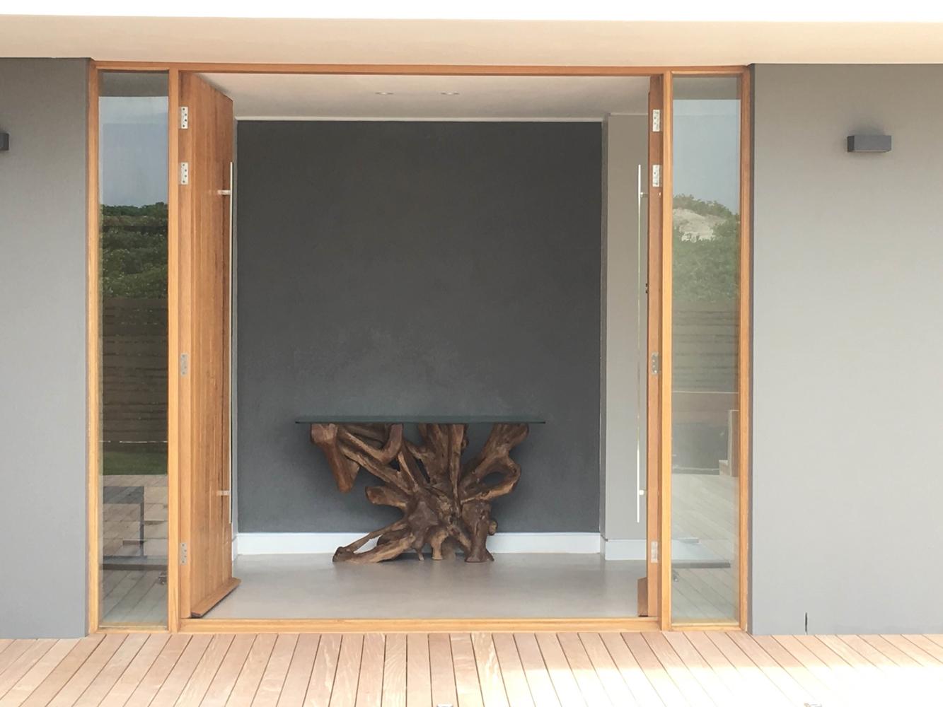 House Schewitz - Entrance