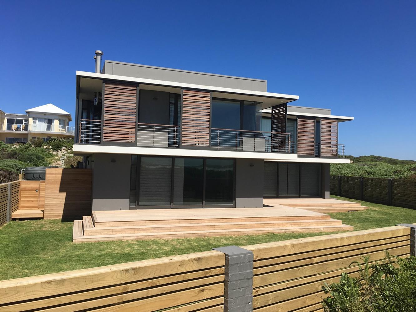 House Schewitz - Exterior