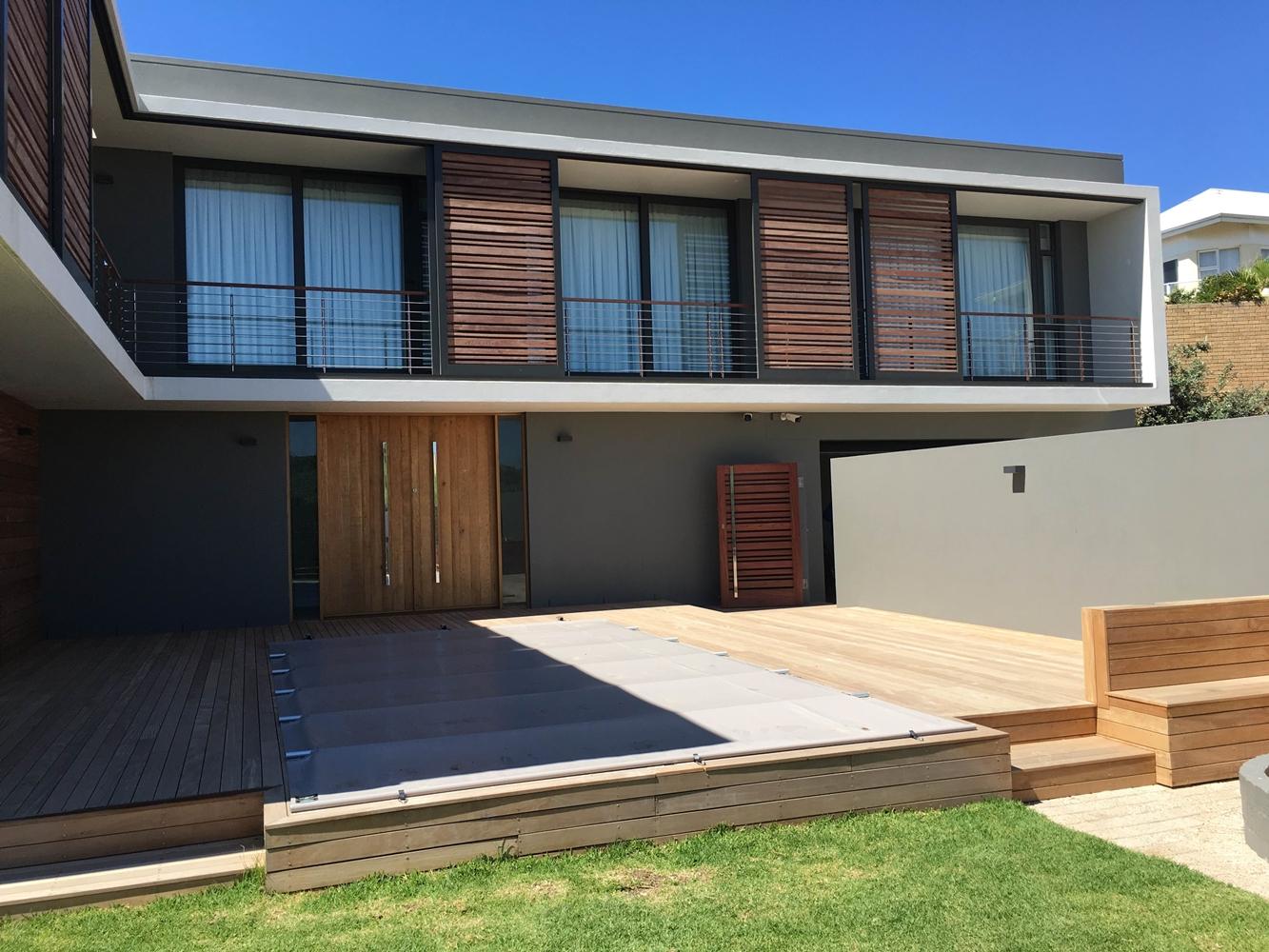 House Schewitz - Pool Deck