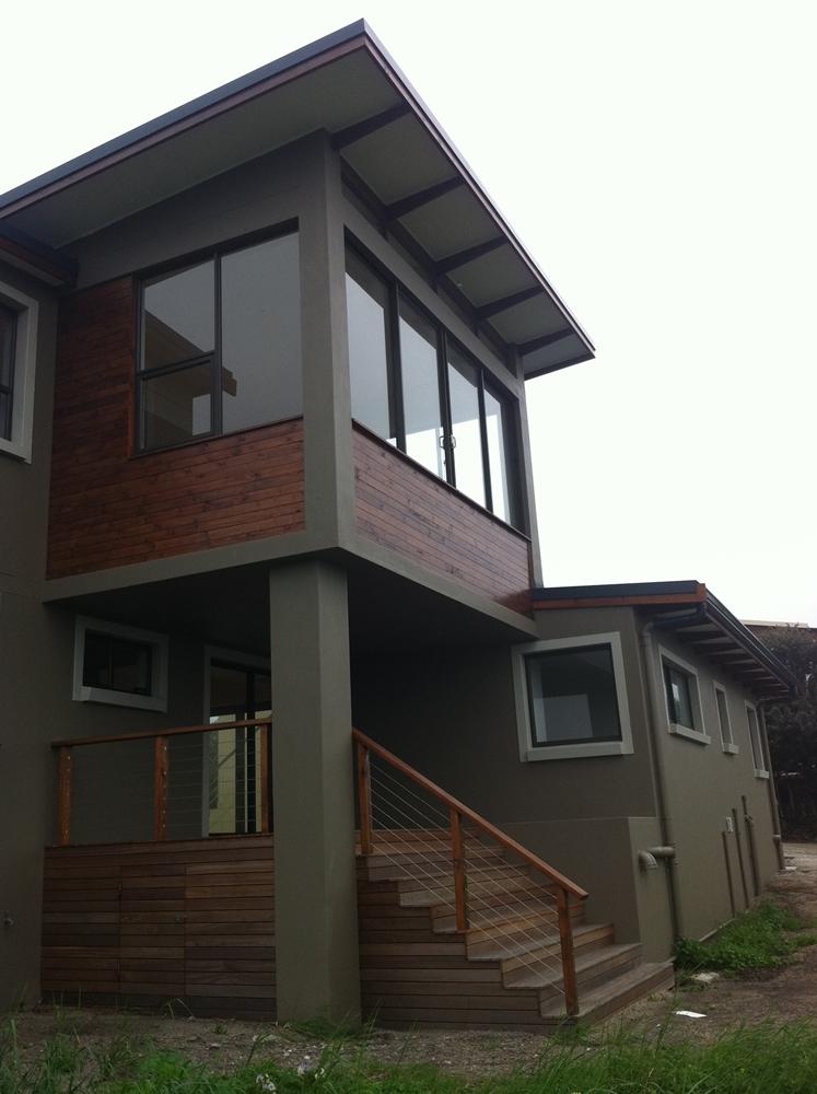 House Smit - Exterior Detail